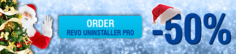 Revo Uninstaller Pro-50% OFF