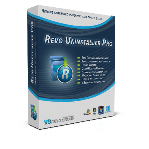 Revo Uninstaller Pro box