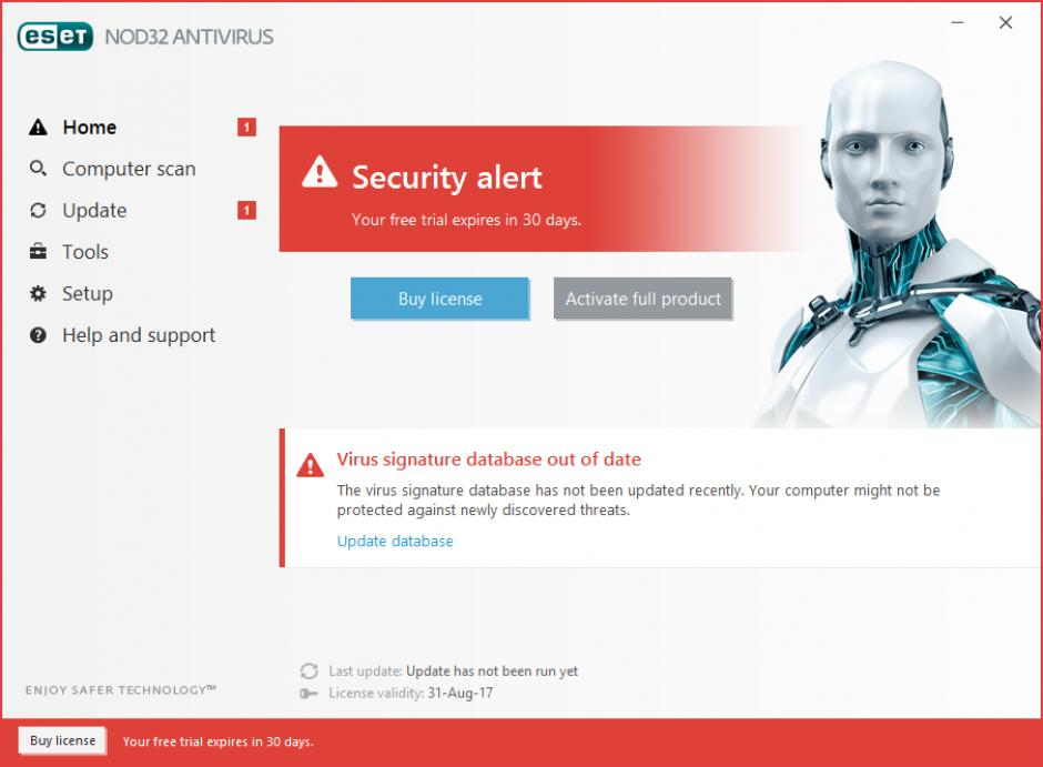 How to perfectly uninstall eset endpoint antivirus on mac.