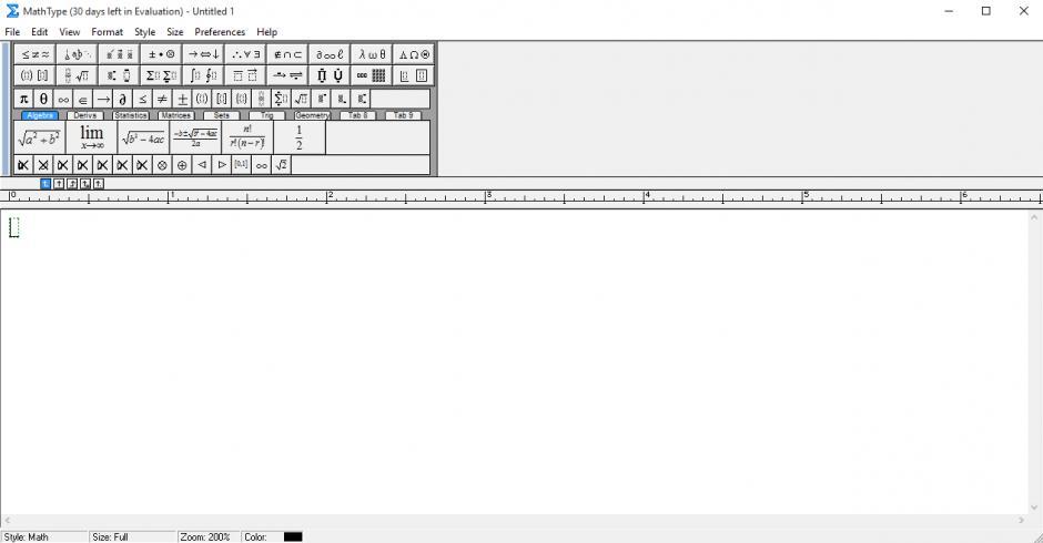 mathtype for windows 7 64 bit