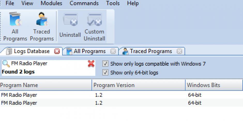 Revo Uninstaller Pro Uninstall Fm Radio Player Using Logs Databaserhrevouninstaller: Fm Radio Log At Gmaili.net