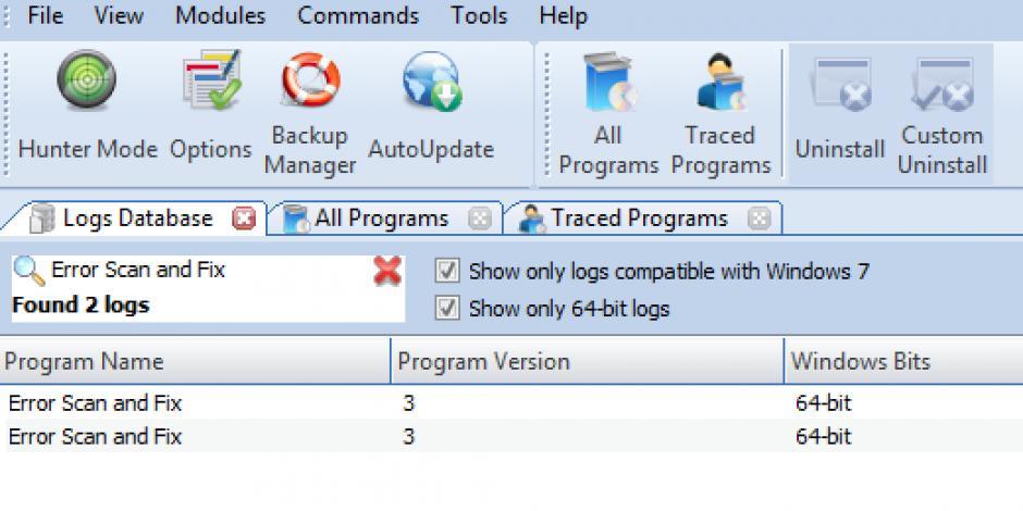 find blue screen error log windows 7