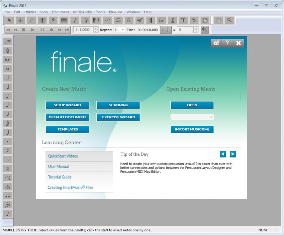 Finale software download