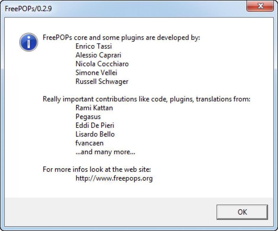 freepops windows 7