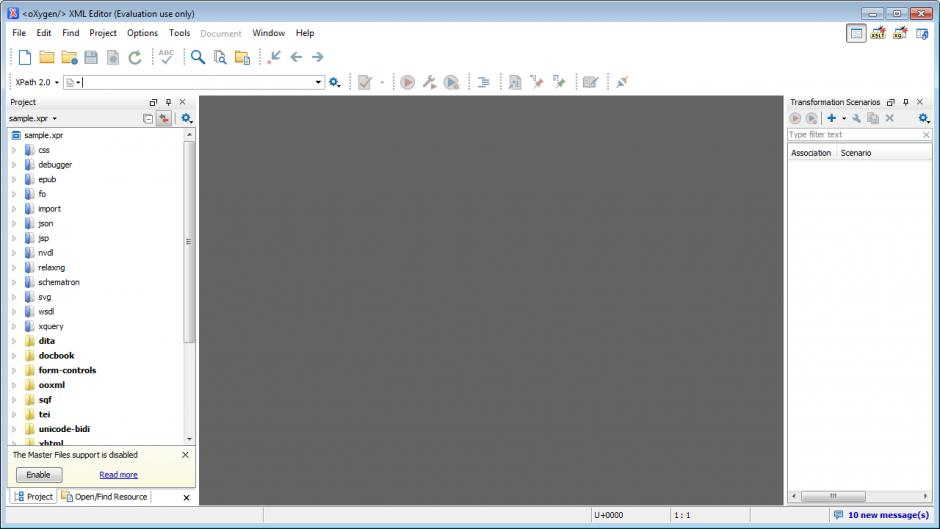 Revo Uninstaller Pro - Uninstall Oxygen XML Editor using