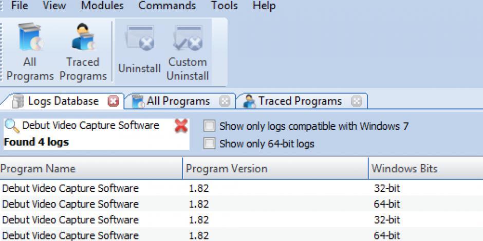 Программа Debut Video Capture Software 2 05 - Cole
