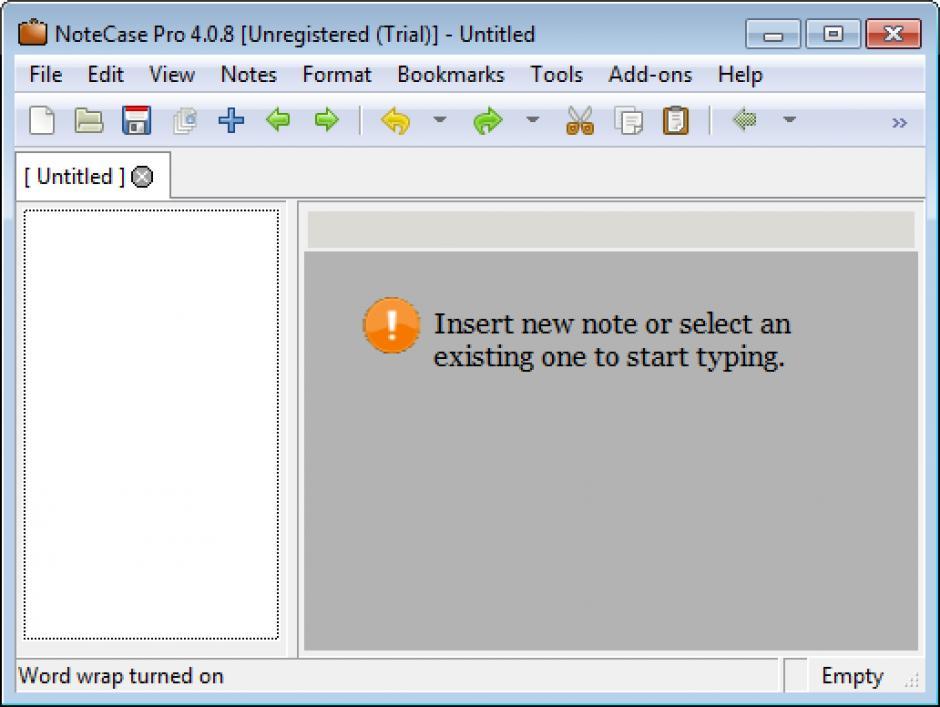 Notecase pro