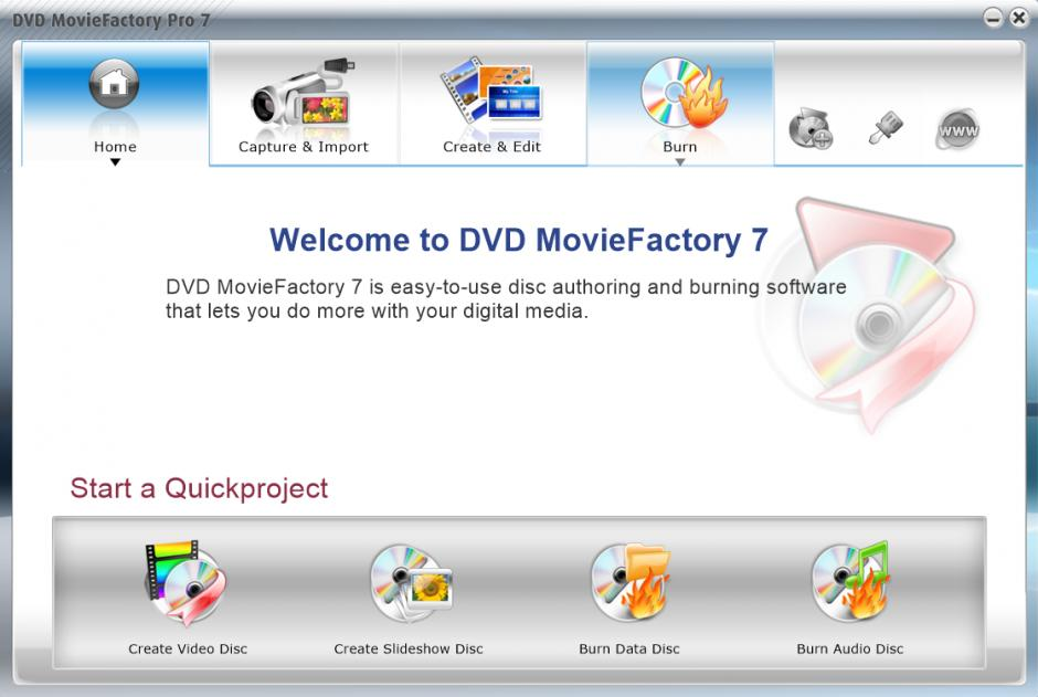 corel dvd moviefactory pro 7 free download full version