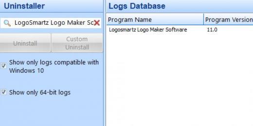Logs Preview En Revouninstaller