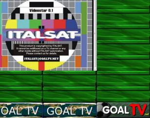 GoalTV main screen