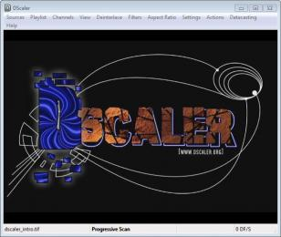 DScaler main screen