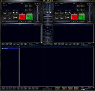 BPM-Studio main screen