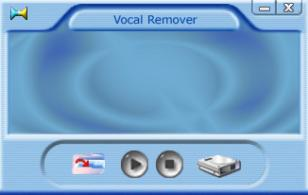 YoGen Vocal Remover main screen