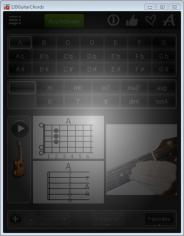 120 Guitar Chords main screen