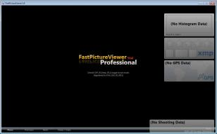 FastPictureViewer Professional main screen