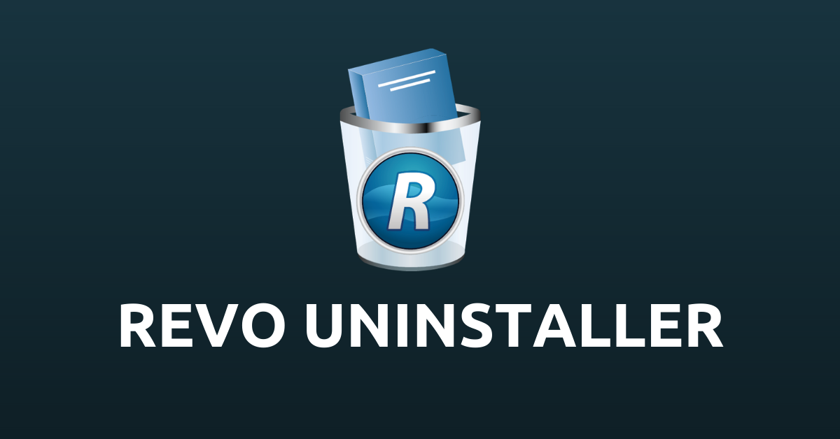 revo uninstaller pro 2021crack